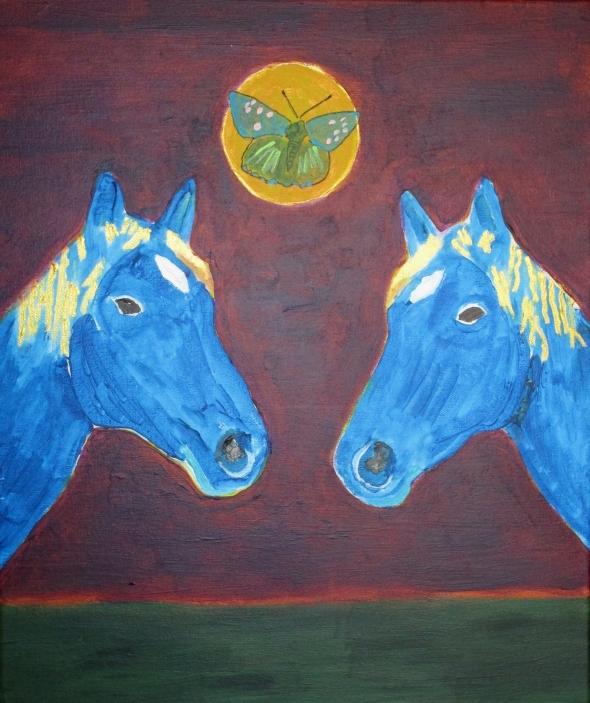 La complicité des chevaux